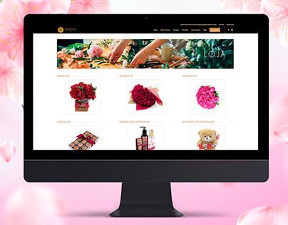 Marisa Flores | Loja Virtual
