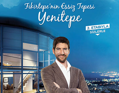Yenitepe Campaign (TV, Print, Outdoor, Digital)