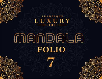 Luxury Mandala Folio 7