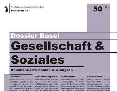 Statistik BS, Dossier Basel, Gesellschaft & Soziales