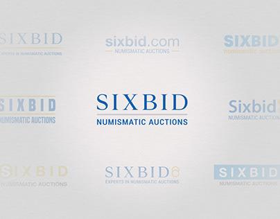 Sixbid.com / Logo and Newsletter design