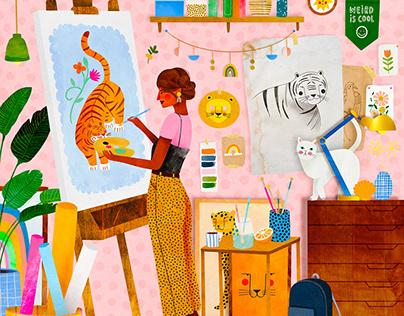 2021║ Personal illustrations