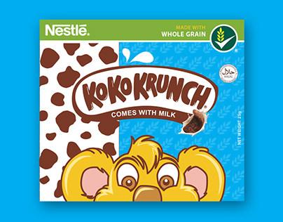 Koko Krunch with Milk
