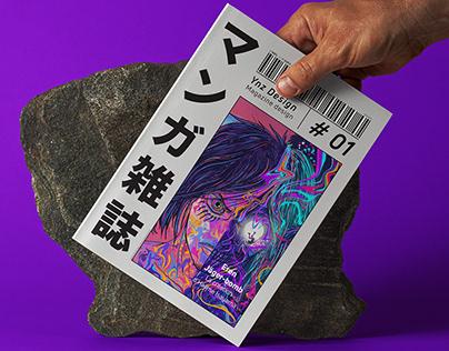 Mangazine ( work in progress )