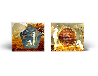 CD Cover & Track list