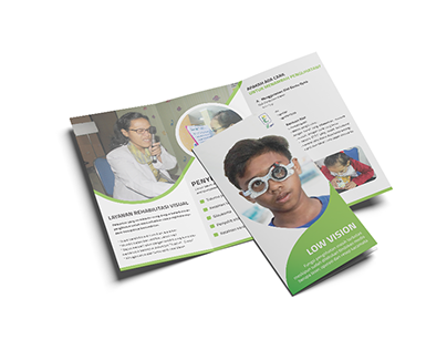 Brochure for anEye Hospitals and Clinics