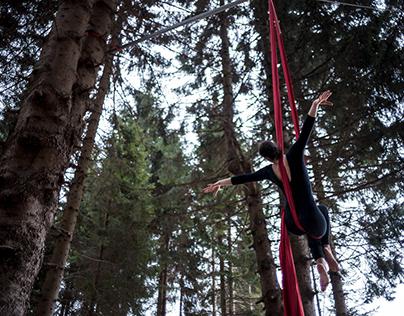 Elisa - Aerial dance