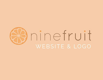Ninefruit - Website & Logo