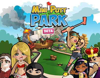 Mini Putt Park (Facebook Game)