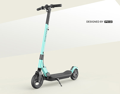 Electric scooter concept by PXID Design