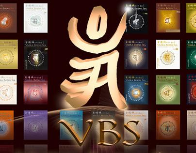 Vajra Bodhi Sea Covers Collection - 金剛菩提海封面匯集