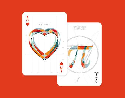 Math Playing Cards