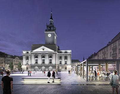 Kalisz Town Centres Competition