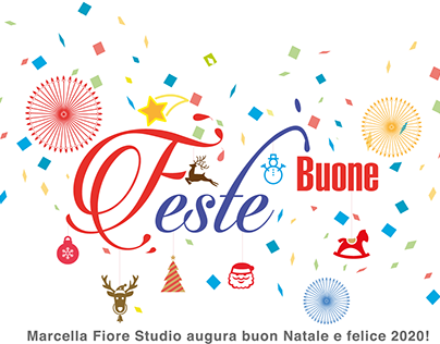 Animated graphics for Christmas greetings