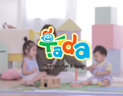 TADA toys Commercial VDO