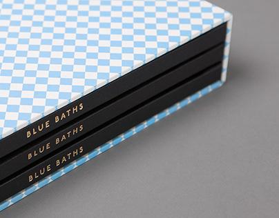 Blue Baths Identity