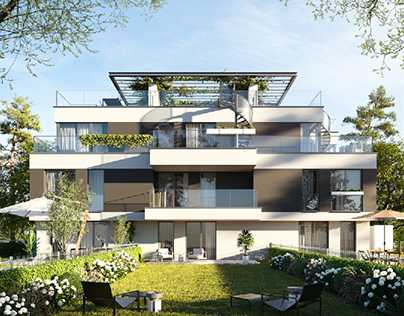 Residential project in Austria
