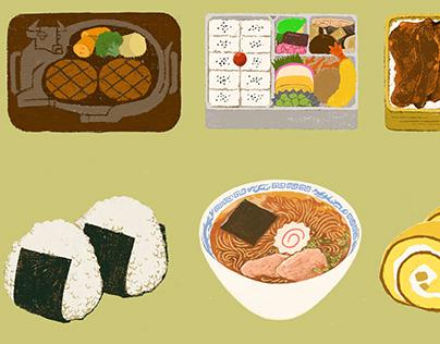 Shizuoka local taste