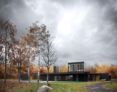 Autumn residence