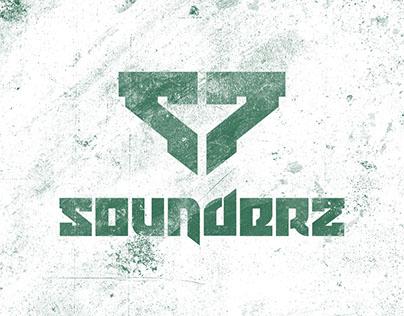 Sounderz - Logo and artwork