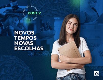 Campanha Faculdade Lusófona