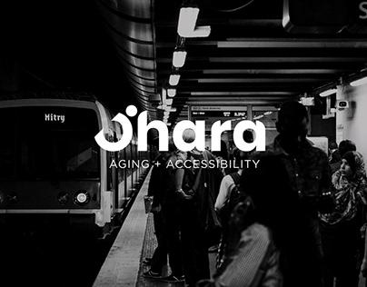 O'Hara - Branding & Website