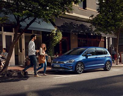 VW Campaign Images