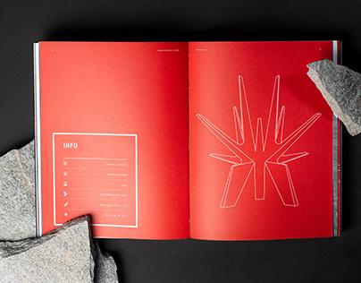 Spomenik Book Design