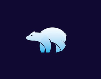 Polar Bear - Logo Animal