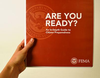 FEMA Basic Preparedness Redesign