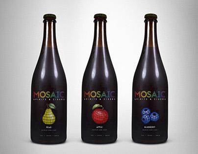 Mosaic - Hard Ciders Branding
