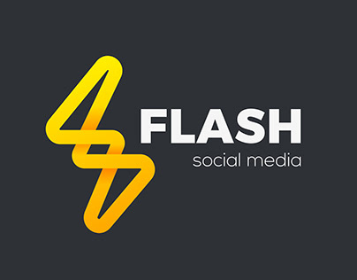 Flash Social Media - Identidade Visual