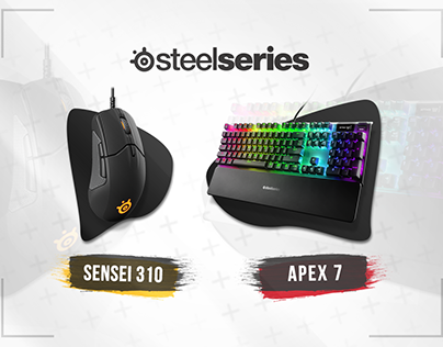 SteelSeries - Product showcase