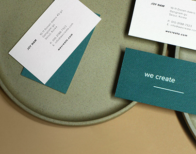 We Create - Seoul, Korea