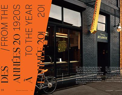 Taverne Atlantic Magazine MTL642