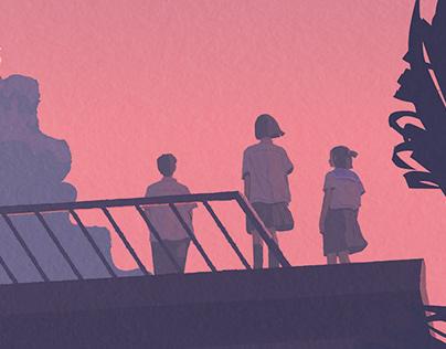 memories of gone summer [Summer is over]