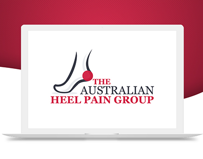 The Australian Heel Pain Group Logo