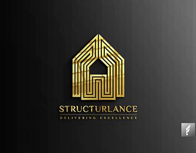 Civil Engineering Logo Design for - Structurlance
