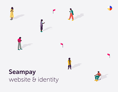 Seampay: Website & Identity