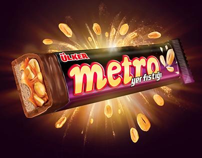 Metro Yer Fıstığı Enerjisi / The Energy of Metro Peanut