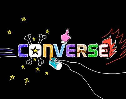 Rotoscopia Experimental - Converse