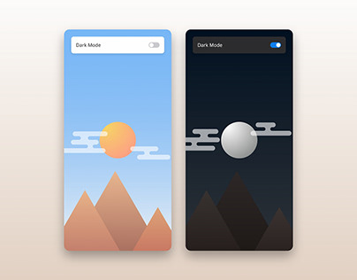 Daily UI :: 015 On/Off Switch