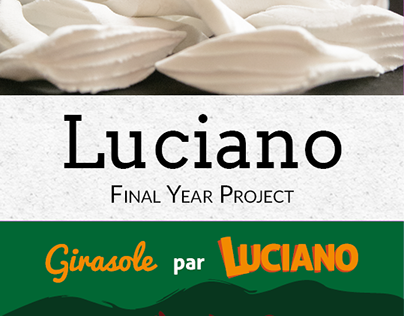 Luciano - Final year project