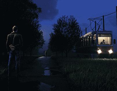 Soviet Detective // Night Scenes