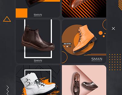 Brand: SMAN shoes premium quality