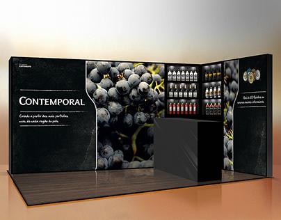 Stand Contemporal - Essência do Vinho   2018