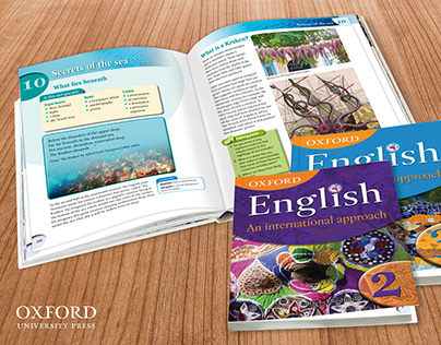 Oxford English an International Approach
