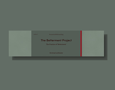The Betterment Project