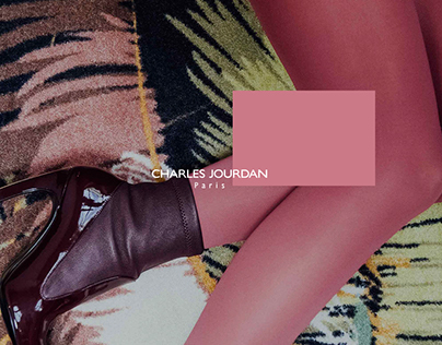 Charles Jourdan Design Interface