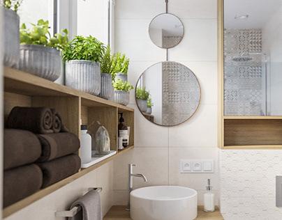 Wrocław / Bathroom